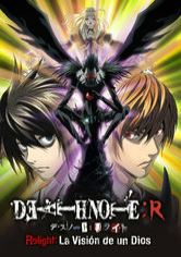 Death Note: Re-light: La visión de un dios