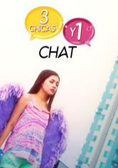 3 chicas y 1 chat