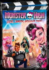 Monster High: ¡Monstruos! ¡Cámara! ¡Acción!