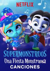 Supermonstruos Especial De Halloween Netflix Film